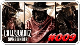 ZWEI GEGEN EINEN?! - CALL OF JUAREZ: GUNSLINGER #009 - Let's Play CoJ: Gunslinger - Dhalucard
