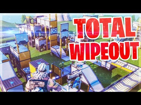 TOTAL WIPEOUT CHALLENGE AVEC SORA SUR FORTNITE BATTLE ROYALE !