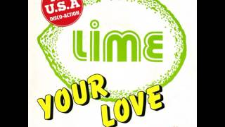 LIME  your love 1981
