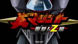 Shin Mazinger Z Opening - Kanjite Knight (English Subtitles)