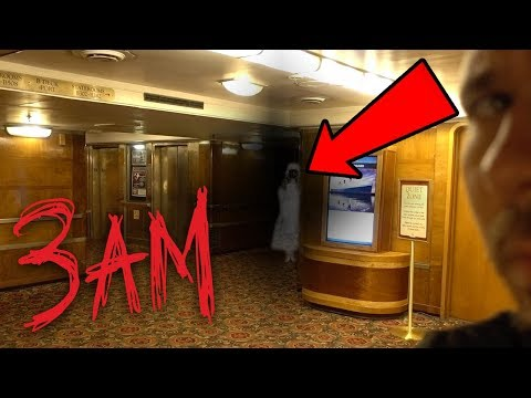 Xxx Mp4 HAUNTED QUEEN MARY SHIP AT 3AM Ghost Hunting In A Haunted Ship OmarGoshTV 3gp Sex