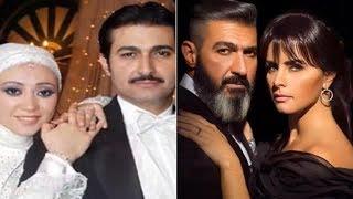 ثنائيات خطفت قلوب المشاهدين في مسلسلات رمضان 2018 - شاهدوا شركاء حياتهم الحقيقيين