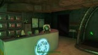 Fallout 4: Federal bunker K-21B-REMASTERED!!!