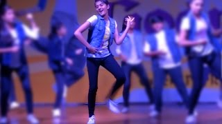 Shreya Reddy's Hip Hop Fusion Dance with team on Nimbooda Nimbooda
