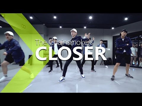 The Chainsmokers - Closer ft. Halsey  AD LIB Choreography