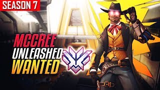McCree Unleashed - FLICKS & CRITS - WANTED [S7 TOP 500]
