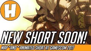 Overwatch - NEW Animated Short + Map NEXT WEEK - gamescom timings! | Hammeh