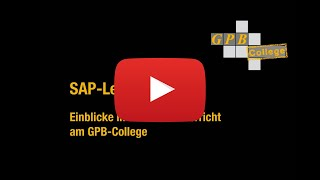 SAP Lernvideo
