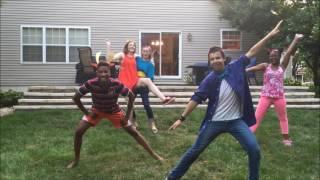 The Real Backyardigans