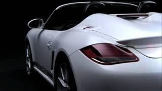 2011 Porsche Boxster Spyder Press Release Film