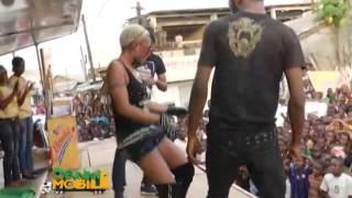 CARAVANE MOBILE à BIBAMBA Bonaloka du 14 Mar 2014 - Tony NOBODY, Massa YACOP