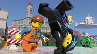LEGO Dimensions - LEGO Movie Open World Free Roam (LEGO Movie Adventure World)