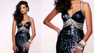 Faviana's Spring 2015 Prom Dresses are Red Hot!