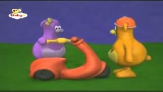 Nico y Bianca hacen un Auto y una Motocicleta