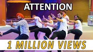 Bhangra Empire - Attention + Ho Gaya Talli Freestyle