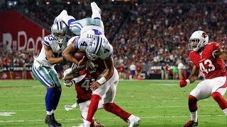 Cowboys vs. Cardinals Week 3 Game Highlights | NFL