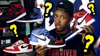 WORTH IT? TOP 3 AIR JORDAN 1 ON FEET! Review And My Thoughts!