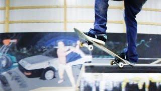 How to Do a Nollie 5-0   Bam Skateboarding