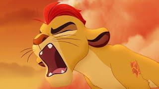 Kion's Roar of the Elders - The Lion Guard: Return of the Roar HD Clip