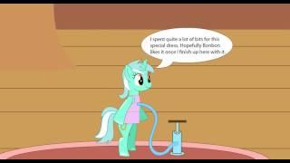 My Little Pony growth dress