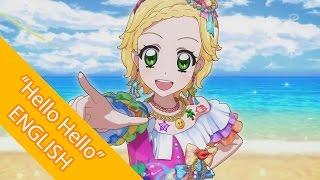 Hello Hello TV Size ENGLISH ≪Aikatsu!≫ - MewKiyoko