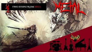Two Steps From Hell - Heart of Courage 【Intense Symphonic Metal Cover】