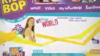 Kidz Bop 12 commercial