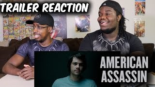 American Assassin : REACTION ft. Captain Phil