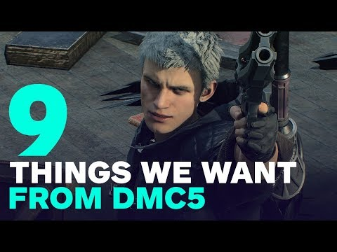 Xxx Mp4 9 Things We Want In Devil May Cry 5 3gp Sex