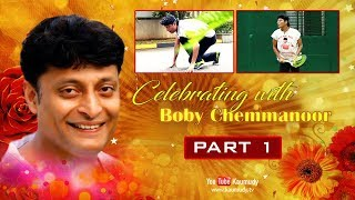 A Day with Boby Chemmanur | Part 1/2 | Onam Special Programmes 2018 | KaumudyTV