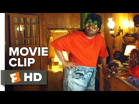 Brother Nature Movie CLIP - Pajeanas (2016) - Bobby Moynihan Movie