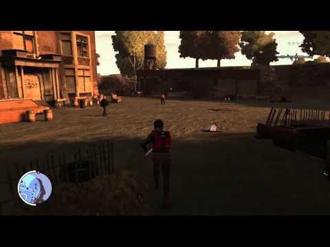 GTA IV Gameplay - Causing Havoc