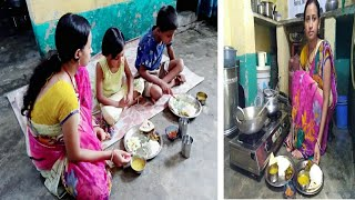 INDIAN MUMMY DAILY ROUTINE/MY DAILY COOKING VIDEO/ KITCHEN ROUTINE 2019/ VILLAGE FOOD/INDIAN KHANA