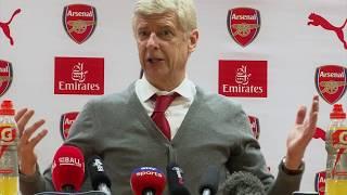 Arsene Wenger: Why I Am Leaving Arsenal!