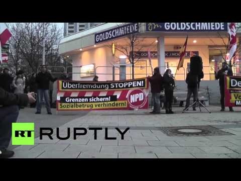 Germany: Cousin of Russian-German teen gives testimony on alleged rape at NPD rally