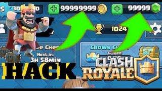 Clash Royale Hack 2017-Clash Royale Gem Hack iOS+Android هاك كلاش رويال