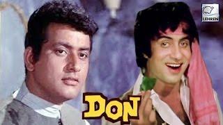 Amitabh Bachchan's Don Became BLOCKBUSTER Due To Manoj Kumar