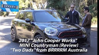 NEW 2017 MINI Countryman JCW (Review) |