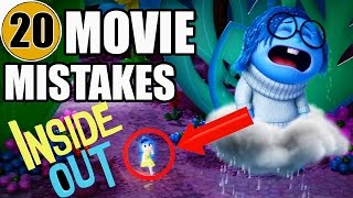 20 Mistakes of INSIDE OUT You Didn't Notice