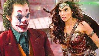 Saldrá Wonder Woman en la Pelicula del Joker!?!?