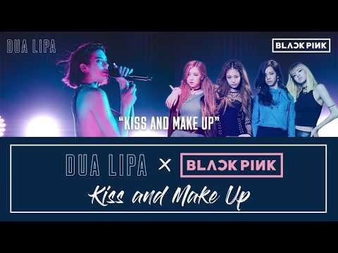 Xxx Mp4 Dua Lipa X BLACKPINK Kiss And Make Up Lyric Karaoke Video 3gp Sex