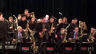 The Stan Kenton Legacy Orchestra & MMRHS Jazz Band