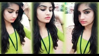Swathi Cute Girl Tamil Dubsmash Collection / Swathi NaiduTamil Dubsmash
