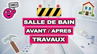 ❥ 705 - ROOM TOUR AVANT-APRÈS DE LA SDB ! 👏