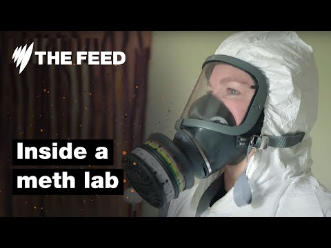 Xxx Mp4 Meth Houses This Is What A House Looks Like When It's Used As A Meth Lab The Feed 3gp Sex