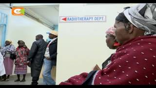 Cervical cancer patients in Kenya face challenges in accessing treatment