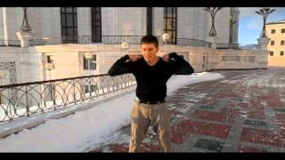 Electro Dance By Rush and Vitalik (Russia city Kazan)