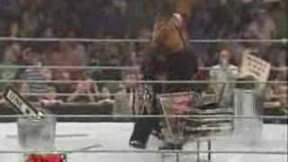 WWE Ecw - Big Daddy V Vs Dreamer (Extreme Rules Match)