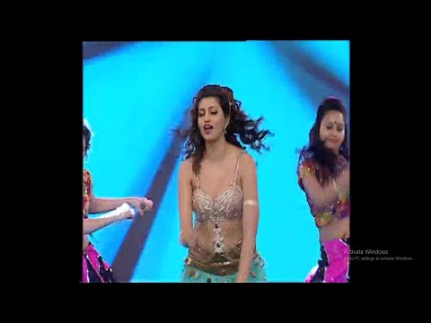 Heroine Hamsa Nandini dance Performance in Award function Latest