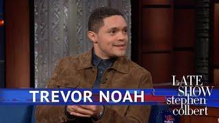 Trevor Noah Is Stealing